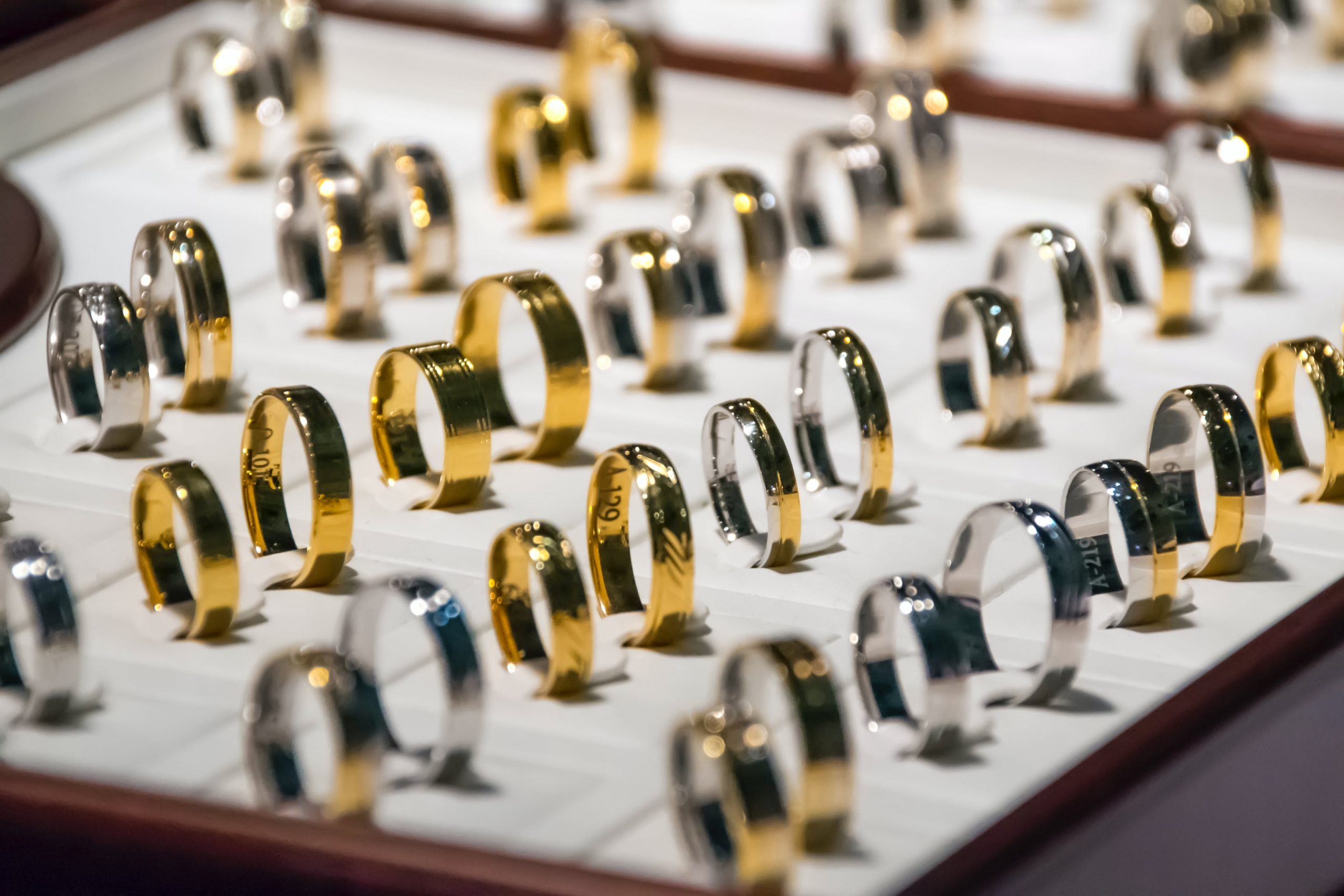 Jewellery Store Contents For Sale